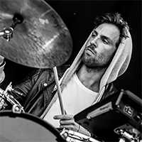 Terry Bloeme | Drums/Percussie | Tune Up Muziekpunt