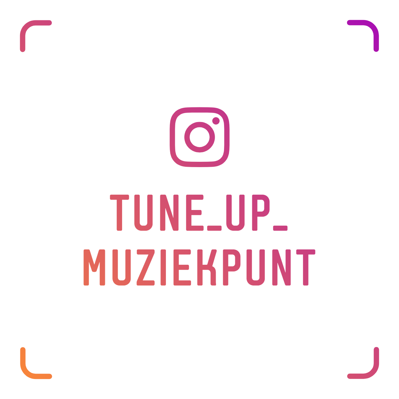 Tune Up Muziekpunt | Instagram
